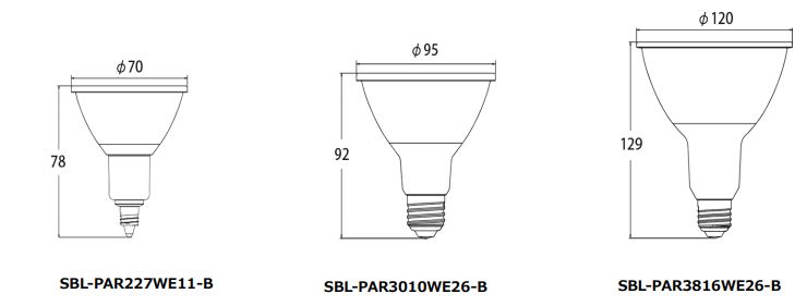LED PAR ライト